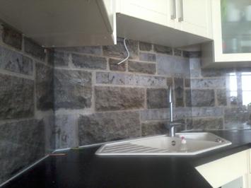 Küchenrückwand Alu Dibond | knutd.com
